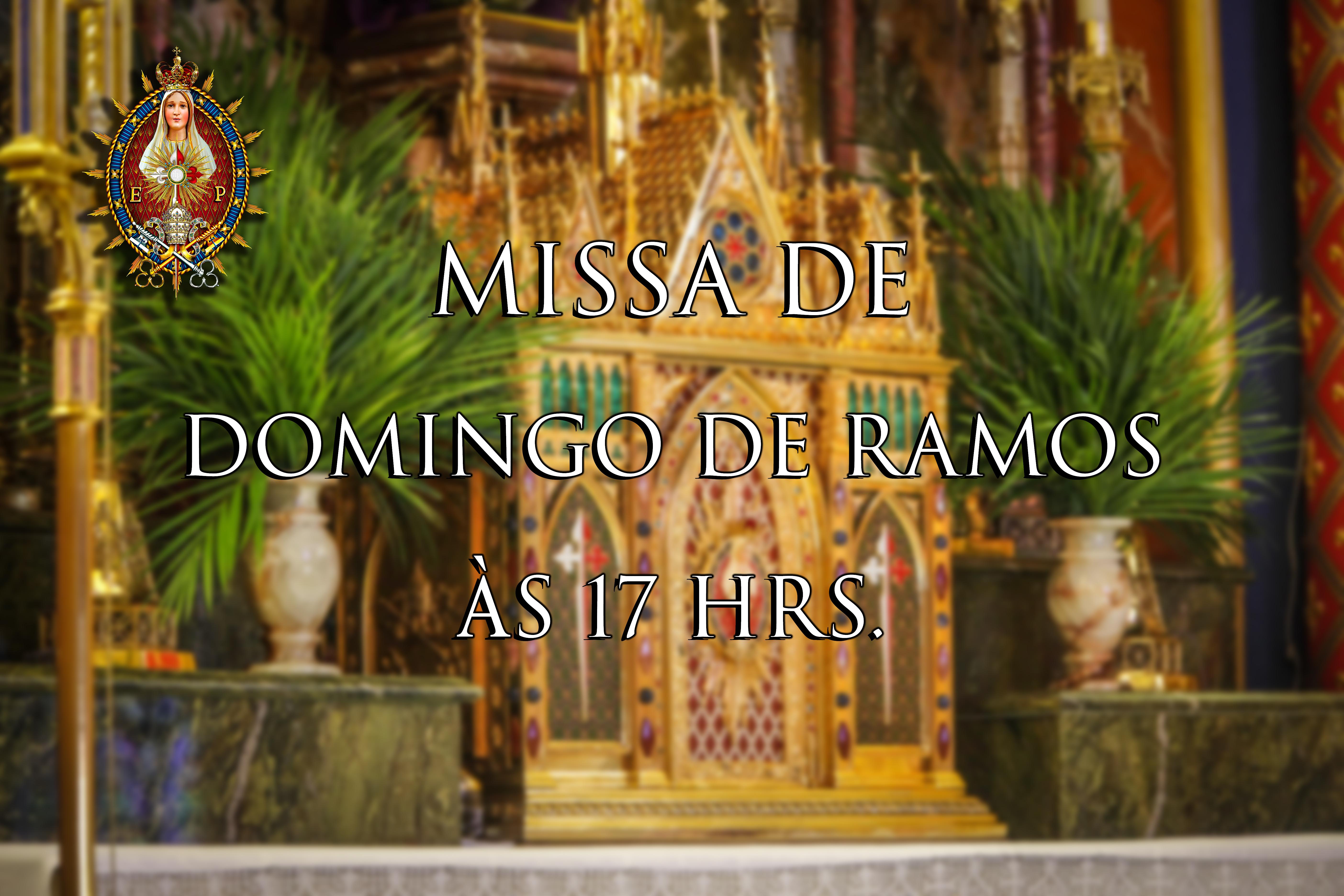 Domingo de Ramos 2019