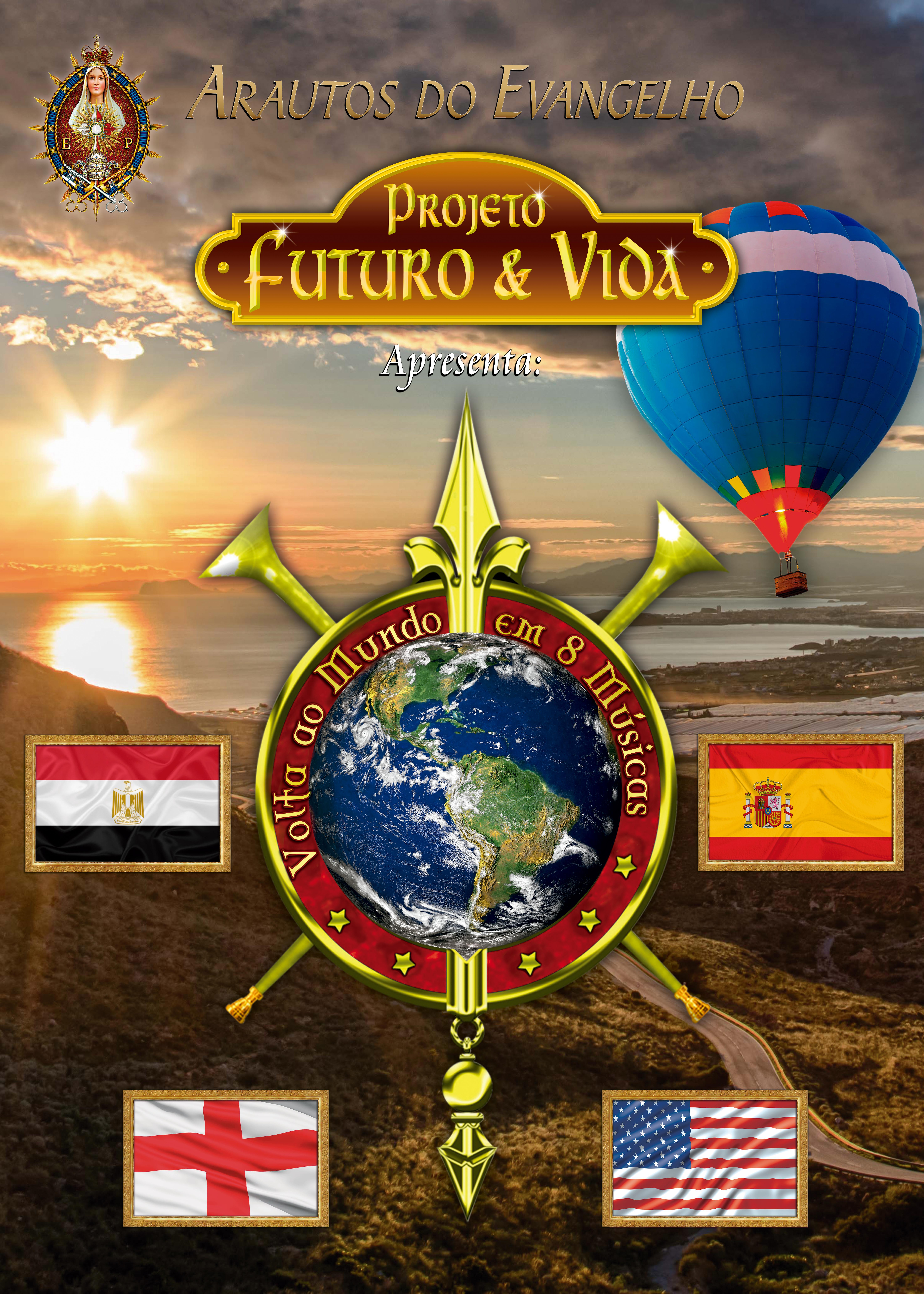 Projeto Futuro e Vida no Colégio Nota 10 – 3ª parte